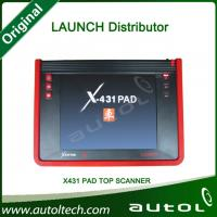 Buy cheap diagnostic scanner of LAUNCH for DBS (Diagnosis Based Solution) Launch X-431 PAD from wholesalers