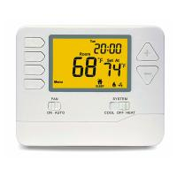 Buy cheap 5 - 1 - 1 Programmable Digital Room Thermostat For Air Conditioning System from wholesalers