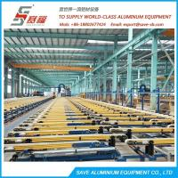 Aluminium Extrusion Profile Run Out Conveyor System