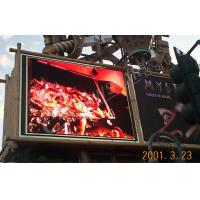 Buy cheap P10 Electronic Billboard LED Display Advertising , High Definition from wholesalers