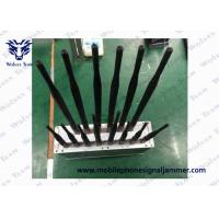 Buy cheap 10 Band Desktop Mobile Phone Signal Jammer WiFi GPS Lojack All Bands Jammer from wholesalers