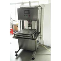 Buy cheap Sus Full Auto Bag Packaging Machine , Wine Aseptic Pouch Filling Machine product