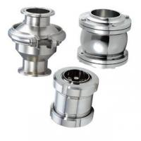 Buy cheap Pharmaceutical Sanitary Swing Type Check Valve PMI Test To Verify Material Grade from wholesalers