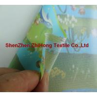 Buy cheap Soft and ultra thin brushed loop /napped loop fabric for baby diaper product
