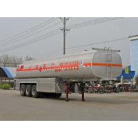 Buy cheap 41.2 CBM Chemical liquid semi-trailer for delivery ethyl alcohol CLW9402GHY from wholesalers