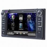 Buy cheap Car DVD Player for Toyota Corolla, with Touchscreen/RDS/GPS/Radio/BluetoohTMC/TV/Phonebook/iPod from wholesalers