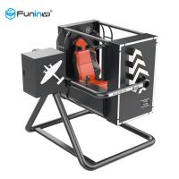 Buy cheap Multi Theme 720 Degree Full Motion Flight Simulator SGS / SASO Listed from wholesalers