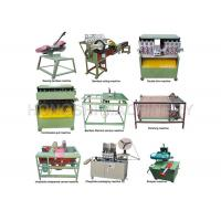Buy cheap Complete Bamboo Chopstick Making Machine With Combination Pull Machine from wholesalers