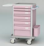 Buy cheap Luxury ICU Emergency Trolley , Crash Trolley Medical Equipment from wholesalers