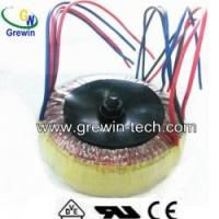 Buy cheap 12V 110V Audio Power Amplifiers Transformer with Low Magnetic Leakage product