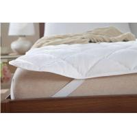 Buy cheap Custom Home / Hotel Hypoallergenic Mattress Cover Protector with Velour Microfiber from wholesalers