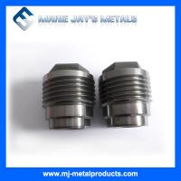 Buy cheap High quality hot selling HIP Sintered cemented carbide nozzles from wholesalers