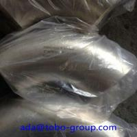Buy cheap WP304H Stainless Steel Butt Weld Fittings Long Radius 90 Degree Elbow DN15 - DN1200 from wholesalers