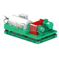 Buy cheap 1250mm length ,40m³/h capacity,30kw power Drilling Mud Centrifuge Decanter Centrifuge from TR Solids Control from wholesalers