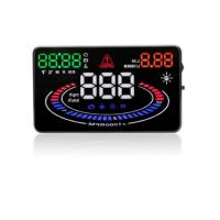 Buy cheap 5.5 Dash Screen Projector Interface Car HUD E300 Head Up Display OBD2 from wholesalers