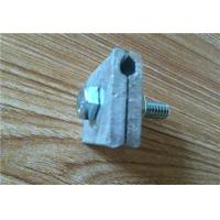 Buy cheap Durable Power Line Fittings One Bolt Suspension Guy Clamp Parallel Cable Strand Clamp from wholesalers