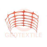 Buy cheap Ski Areas / Construction Barrier Netting , Warning Builders Orange Plastic Fencing from wholesalers