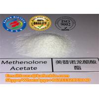 Buy cheap 99% Muscle Building Steroids Supplement 434-05-9 Methenolone Acetate / Primobolan from wholesalers