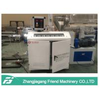 Buy cheap SJ45/30 Series Single Screw Extrusion Machine Lower Consumption 25-40kg/H Output from wholesalers