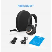Buy cheap SORNBEO ANC BH519 rose gold  Wireless Bluetooth headset headphones earphone with Active Noise Cancelling from wholesalers
