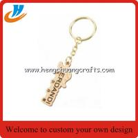 China Custom apple keychain,cool keychains from Chain keychains supply on sale