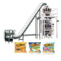 Buy cheap Automatic Peanut multihead weigher packing machine,Packaging machine Dry tea leaf Vibratory filling machine from wholesalers