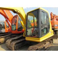 Buy cheap KOMATSU PC60-7 USED MINI EXCAVATOR FOR SALE(95%NEW) from wholesalers