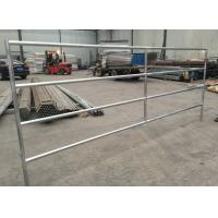 Buy cheap Environment Protection Cattle Corral Panels Galvanized Cattle Panels Various Sizes from wholesalers