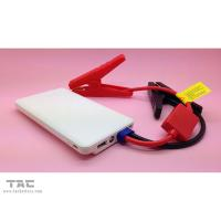 Buy cheap Ultra-Thin Multifunction Jump Starter Power Bank 5400mAH 140 x 80 x 15mm from wholesalers