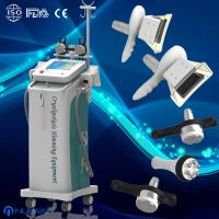 Buy cheap 2016 CE Approved Pulse Cryolipolysis Fat Freeze Slimming Machine Radio Frequency! product
