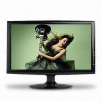 China 17.3-inch 16:9 LCD PC Monitor with 50 to 75kHz Vertical Frequency and DVI/VGA/SPK Input on sale