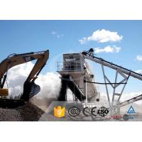 Buy cheap Gold Portable Mobile Stone Crusher Plant Mobile Jaw Crusher Energy Saving PE 600*900 from wholesalers