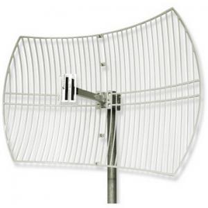 Buy cheap 1920-2170MHz 3G Grid Parabolic Antenna product