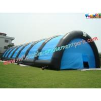 Buy cheap Commercial Big Inflatable Party Tent , Inflatable Paintball Arena Tent from wholesalers