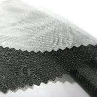 Buy cheap Double-DOT Warp Knitting Fusing Interlining --4075 from wholesalers