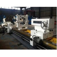 Buy cheap Long Use Time Horizontal Lathe Machine With 1100mm Guide Rail Width 16 Tons from wholesalers