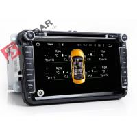 Buy cheap 4G Mirrorlink  DAB+ Tuner Volkswagen Touch Screen Radio VW Media Player With WIFI from wholesalers
