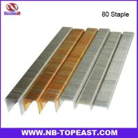 Buy cheap 80 Staples Series for Pneumatic gun 4mm,6mm,8mm,10mm,12mm,14mm,16mm from wholesalers