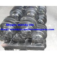 Buy cheap HITACHI KH180-3 Track/Bottom Roller for crawler crane undercarriage parts from wholesalers