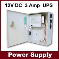 Buy cheap UPS DC 12V 3 amp Power Supply from wholesalers