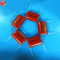 Buy cheap Metailized Polypropylene Film Capacitor Type CBB21B from wholesalers