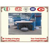 Buy cheap Large Hollow Steel Balls in Shot Blasting Process for Construction Industry EB15019 from wholesalers