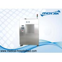 Buy cheap Vertical Sliding Door CSSD Sterilizer , Steam Sterilization Equipment from wholesalers