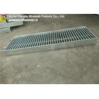 Buy cheap City Road Galvanised Walkway Panels , Rigid Stainless Steel Walkway Gratings product