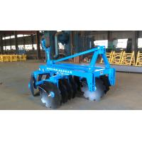 Buy cheap Heavy Duty Offset Disc Harrow 1BZ-2.0 For Tractor With Hydraulic Rubber Wheel from wholesalers