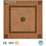 Buy cheap 600*600*9.8mm Ink jet 3D print, porcelain glazed floor tile from wholesalers