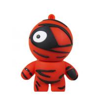100% Real capacity red mummy Pen Drive Thumb drive for Doll Toys Gift