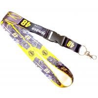 Buy cheap Fashion Personalized Logo Factory Price Printing Promotion ID Lanyard from wholesalers
