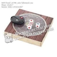 Buy cheap XF Remote Contro Dice|Gamble Cheat|Marked Dice from wholesalers