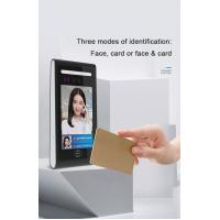 Buy cheap HF-RA05 Nice Designed Biometric Fingerprint Time Attendance Scanner with WiFi from wholesalers